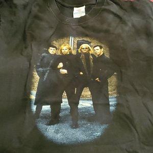 Black Fits Like XL Band Tee Vintage Styx Shirt Vintage Tour Shirt Concert Shirt 1997 Styx Grand Illusion Tour Shirt